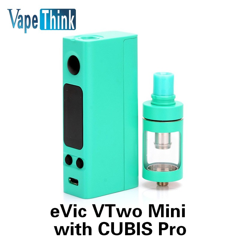 eVic VTwo Mini with CUBIS Pro-7(1)
