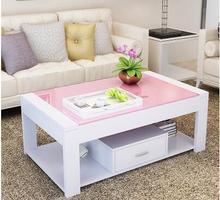 Современные закаленное стекло, чайный столик. Новая таблица. Прямоугольный стол чай ..