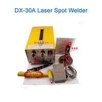 DX 30A Handheld Laser Spot Welder, Laser Jewelry Welder, Welding Machine