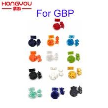 10 مجموعات 4 في 1 A B أزرار لوحات المفاتيح لنينتندو GBP أزرار D منصات أزرار الطاقة