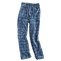 Men 's Sleep Pants Winter Flannel pants Home Sleep Pants mens Sleep Bottoms Loose trousers seal