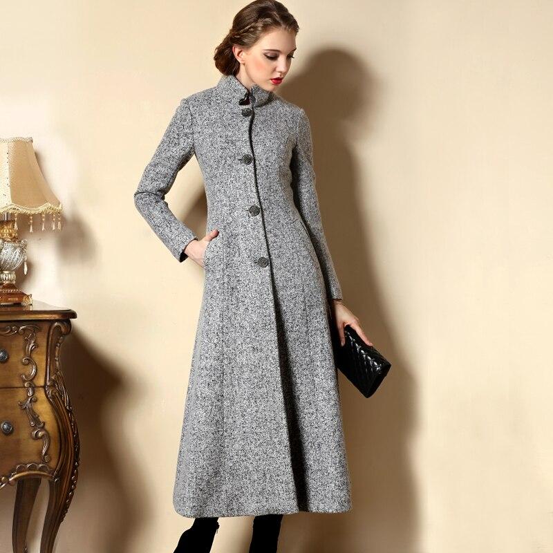 Popular Vintage Cashmere Coat-Buy Cheap Vintage Cashmere Coat lots ...