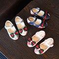 Children's shoes 2017 весной новый детский shoes сухожилия мягкие конец девушки принцесса shoes casual детей в принципе