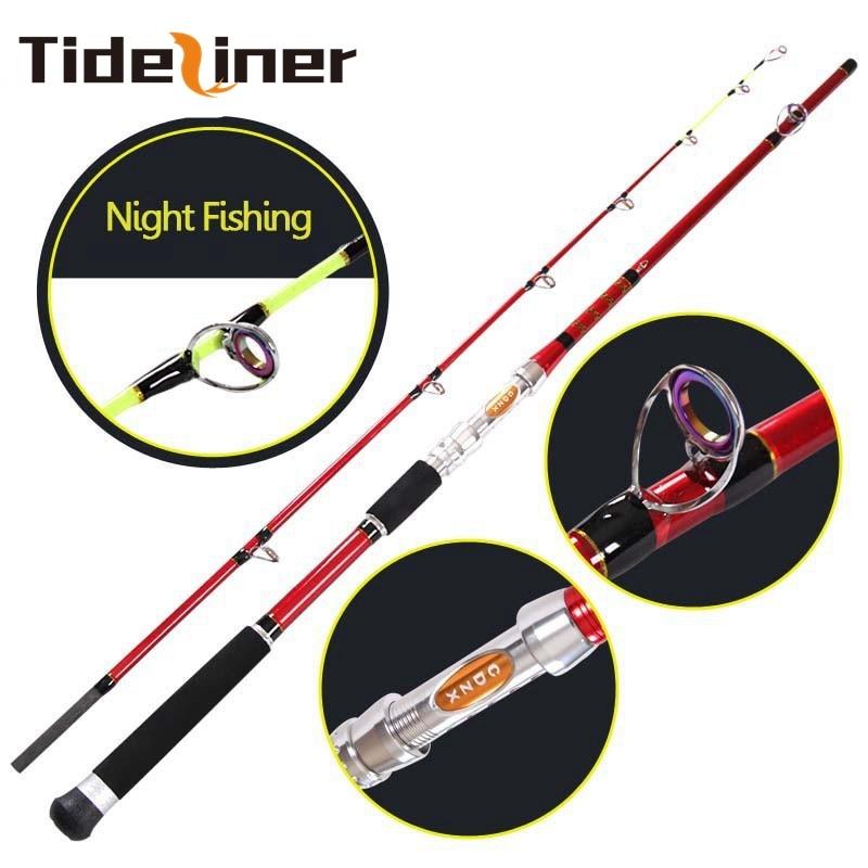 1 8m 2 1m 2 4m 2 7m boat jigging trolling fishing rod for big game