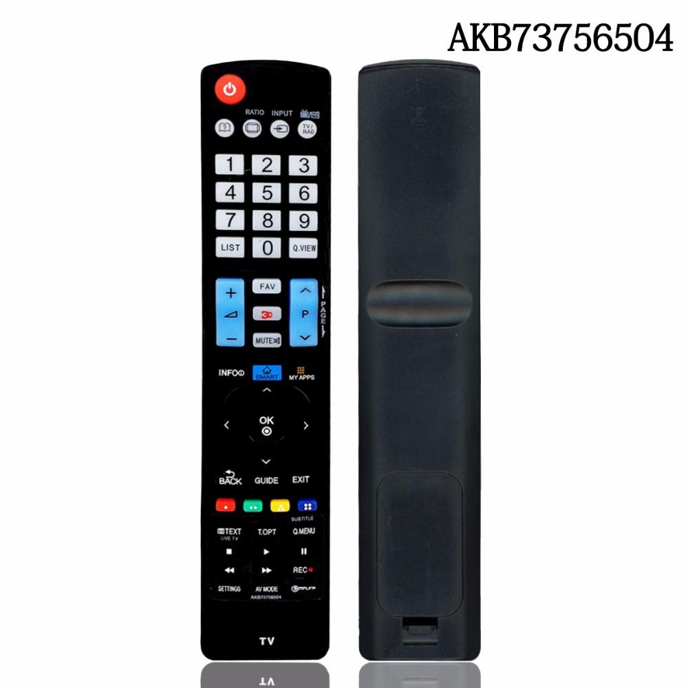 3D LED LCD SMART TV REMOTE CONTROL FOR LG AKB73756504 AKB73756502 32 42 47 50 55 84 LA y LN LA79 LA86 LA96 LA97 LA98 series