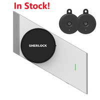 Sherlock S2 Smart Door Lock Home Keyless Lock Bluetooth Bluetooth Wirelless Open or Close Door By APP Control Whit 2Pcs S2 Key