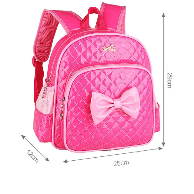 e65158401706 Online Shop 2-7 Years Girls Kindergarten Children Schoolbag Princess Pink Cartoon  Backpack Baby Girls School Bags Kids Satchel Baby Backpack
