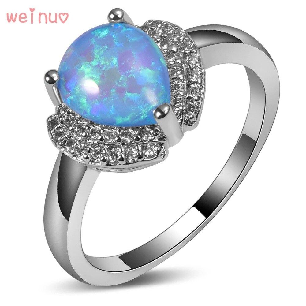 Aliexpress Com Buy Weinuo White Opal White Crystal Apple
