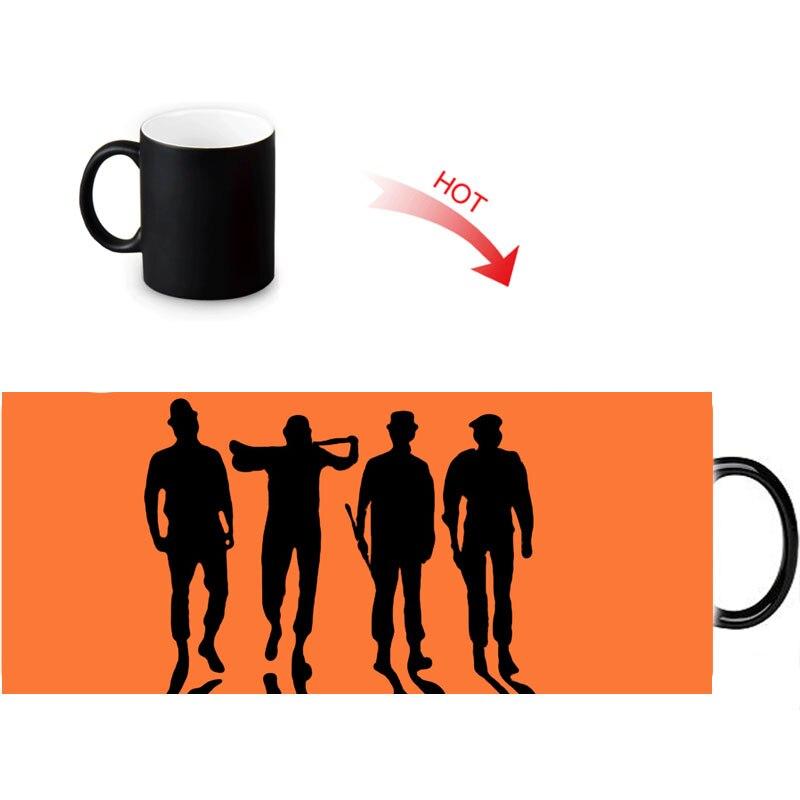 Ceramic Mugs 12oz Color Changing Mug