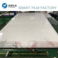 100x100cm Electronic PDLC Smart Film PDLC Switchable Smart Film Electric Smart Glass Window Film