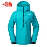 Intersport The North Face 2017 Women S Down Jackets Windbreaker Jackets Hiking Outdoor Fleece Coat Abrigos
