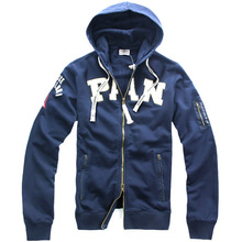 Top Quality men's Aeronautica militare Slim Fit Shirts For Men Brand hoody,men jacket hoodies Free Shipping