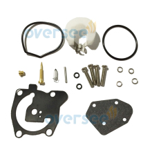 66T-W0093-00 Carburetor Repair Kit For Yamaha Parsun Powertec 40HP Outboard Engine Boat Motor aftermarket Parts 66T-W0093