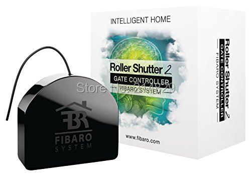 FGR-222 Roller Shutter 2 By Fibaro 868.42Mhz