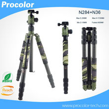 Professional Carbon Fiber Camera Tripod BallHead Monopod Changeable  For Canon Nikon Sony Fujifilm DSLR Camera tall Photographer