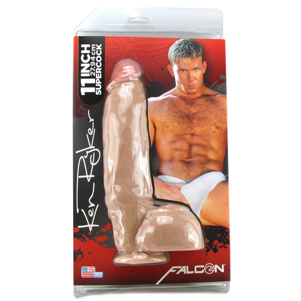 American Iconbrands G Porn Star Ken Ryker 11 Inches Penis Giant