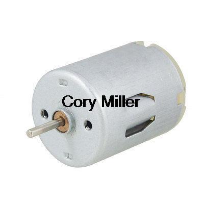 DC 12V 11550 об/мин Мощный Электрический микромотор для автомобиля DIY