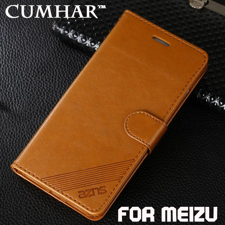 Wallet Flip PU Leather Phone TPU Case Cover Card Slot Stand for Meizu M5 M3 Note M2 MX5 Pro 5 6 Luxury Coque Capa Holder MX6 M3S