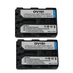 Image 2 - Offre spéciale 1 pièces NP FM50 NP FM50 NPFM50 Rechargeable Batterie Pour Appareil Photo Sony Alpha A100 DSLR A100 A100K CCD TRV408 DCR PC105