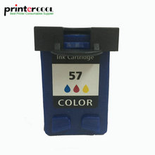 einkshop 57 Refilled Ink Cartridge Compatible for HP 5150 450CI 5550 5650 7760 9650 PSC 1315 1350 2110 2210 2410 printer