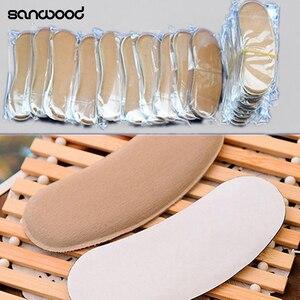 5 أزواج مريحة لينة وسادة نعل أحذية عالية الكعب منصات