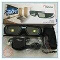 Новый Оригинальный 2 pair ZF2300 Активный РФ 3D Очки, а не zf2100 Для Optoma РФ Проектор HD26 3DW1 HD33 HD25 Включает эмитент