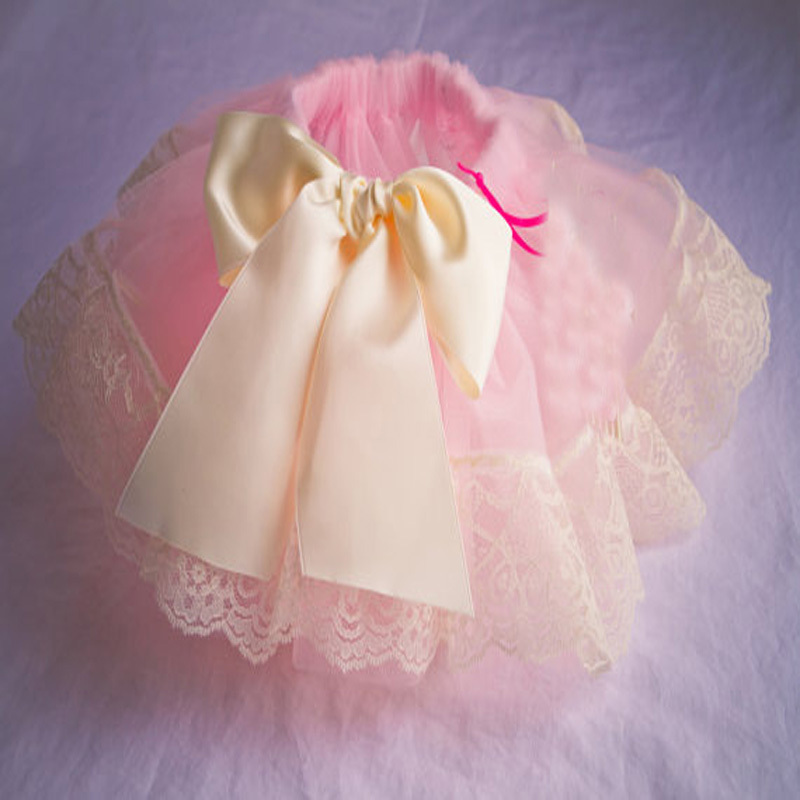 1T Baby Girl Ribbon Short Tutu Skirt Chiffon Casual Ruffle Mini Tutu Pink Layers Ball Gown Pettiskirt For Child Kids Party Skirt women fashion dress casual solid color chiffon high waist double chiffon short skirt puff pleated big swing half skirt l05