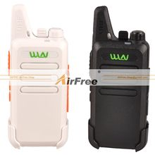 Mini Ham Radio Walkie Talkie WLN KD-C1 5W long range better than BF-888S UHF FM Transceiver