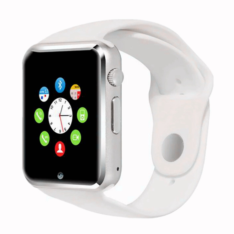 Klart lager 3 st Smart Watch G10 Bluetooth-pedometer klockor Sim-kort - Smart electronics