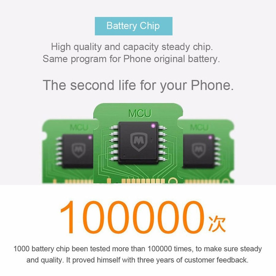 2018 PINZHENG Original Mobile Phone Battery For Xiaomi Redmi Note 3 Battery BM46 Note 3 High Capacity Replacement Batteries (2)