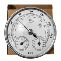 Аналоговый термометр гигрометр Температура измеритель влажности индекс погоды-30 ~ 50 Цельсия комнатный настенный бытовой