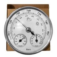 مقياس حرارة تناظري مقياس للرطوبة مقياس درجة الحرارة مقياس الرطوبة مؤشر الطقس-30 ~ 50 درجة مئوية غرفة داخلية معلقة على الحائط المنزلية