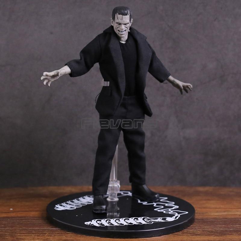 Mezco Oyuncaklar Frankenstein TEK: 12 Kolektif PVC Action Figure Model OyuncakMezco Oyuncaklar Frankenstein TEK: 12 Kolektif PVC Action Figure Model Oyuncak