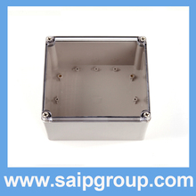 New Clear Lid Surface Mount Distribution Boxes/Waterproof Box,Enclosure With Panels 200*200*130mm