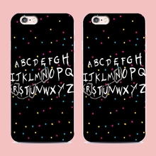 Stranger Things Case For Samsung Galaxy S6 S7 edge S3 S4 S5 & iphone 6 6S 7 Plus 4 4S 5 5S 5C