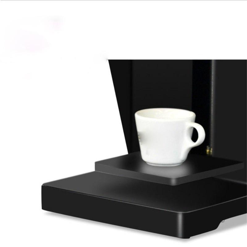 Alta qualidade selfie impressora de café latte
