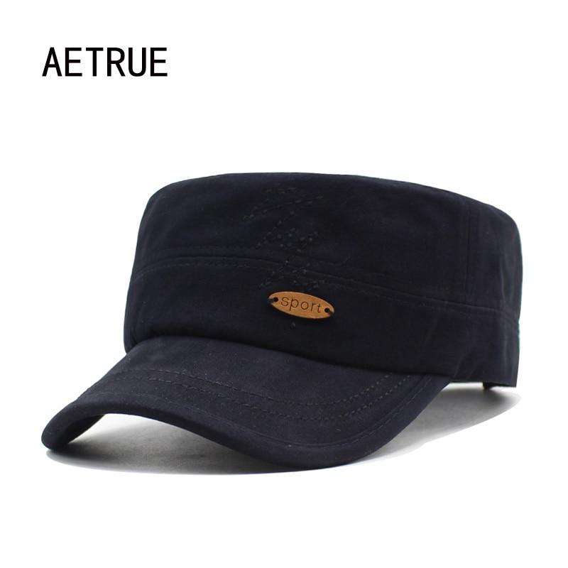 Peaked hat Good Luck Chimney Adjustable Sandwich Baseball Cap Cotton Snapback