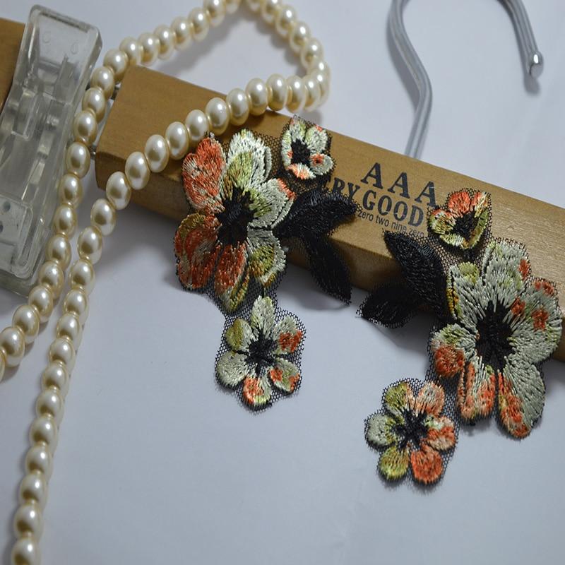 Doprava zdarma (5 párů / šarže) barevné záplaty Svatební - Umění, řemesla a šití