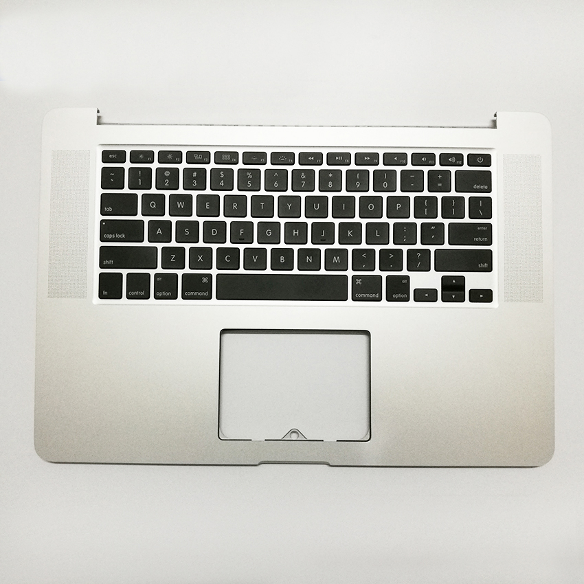 New US Top Case Keyboard For MacBook Pro Retina 15 A1398 MC975 MC976 2012 Year new for macbook pro a1286 us top case