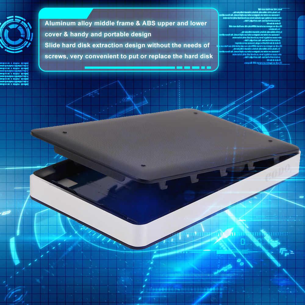 """2.5 """"SATA HDD SSD Hard Disk Drive để USB 3.0 5 Gbps Mật Khẩu Mã Hóa Chuyển Đổi Adapter Thẻ Bên Ngoài Bao Vây trường hợp Caddy"""