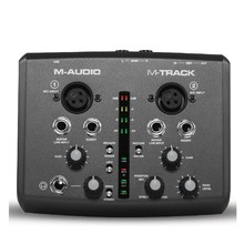 Внешний интерфейс для записи аудио M audio