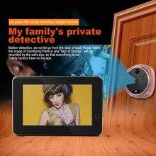 Wifi Intercom Deur Viewer 4.3