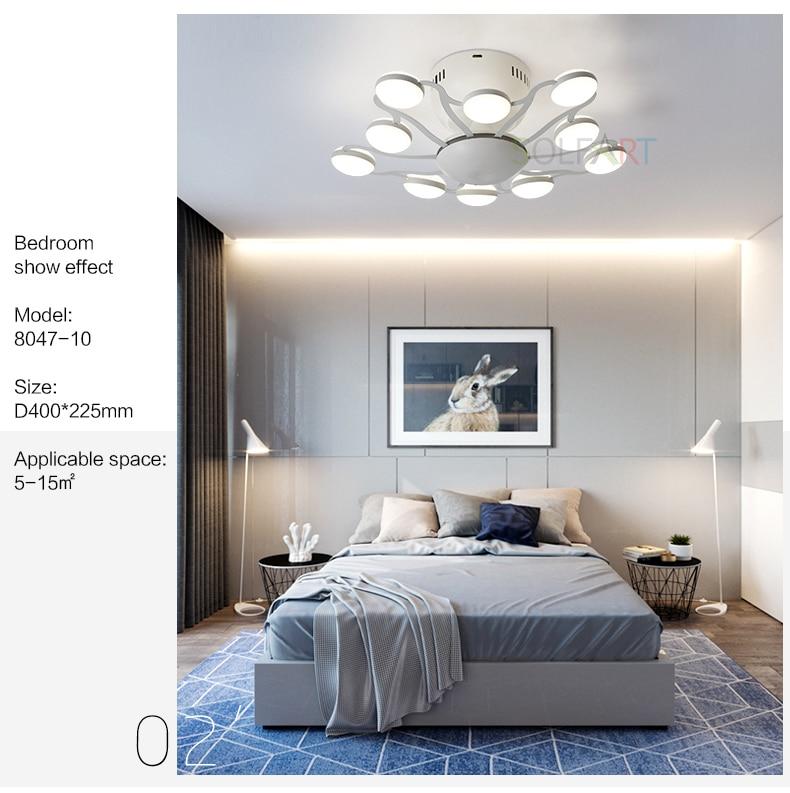 8047-LED Ceiling Light Sconce Luminaria Chandelier Ceiling Avize Light Fixtures Ceiling Lamp_04