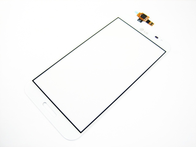 Замена Сенсорного Экрана Digitizer для LG Optimus G Pro E980 Белый