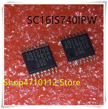 NEW 10PCS/LOT SC16IS740IPW SC16IS740 16IS740 TSSOP-16 IC