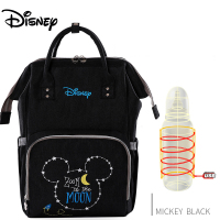 Disney Oxford USB Upgraded version Thermal Insulation Bag High capacity Baby Feeding Bottle Bags Diaper Bags Insulation Bags