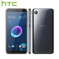 Фирменная Новинка htc Desire 12 LTE 4G Мобильный телефон 5,5 3 ГБ Оперативная память 32 ГБ Встроенная память 13MP Камера Mediatek MT6739 Octa Core Android 8,0 сотовый тел