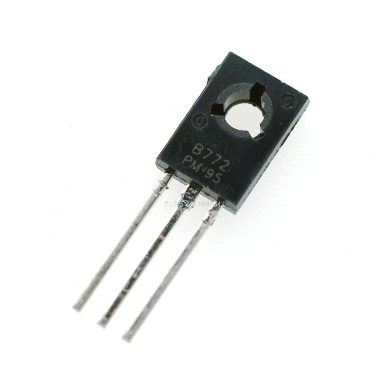 20PCS/Lot Triode Transistor B772 2SB772 3A/40V PNP Power Triode New Original