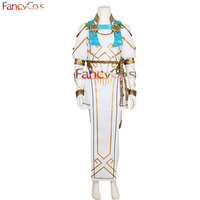 2017 Halloween New OW Mercy Winged Victory Cosplay Costume Game Adult Costume Movie High Quality Deluxe