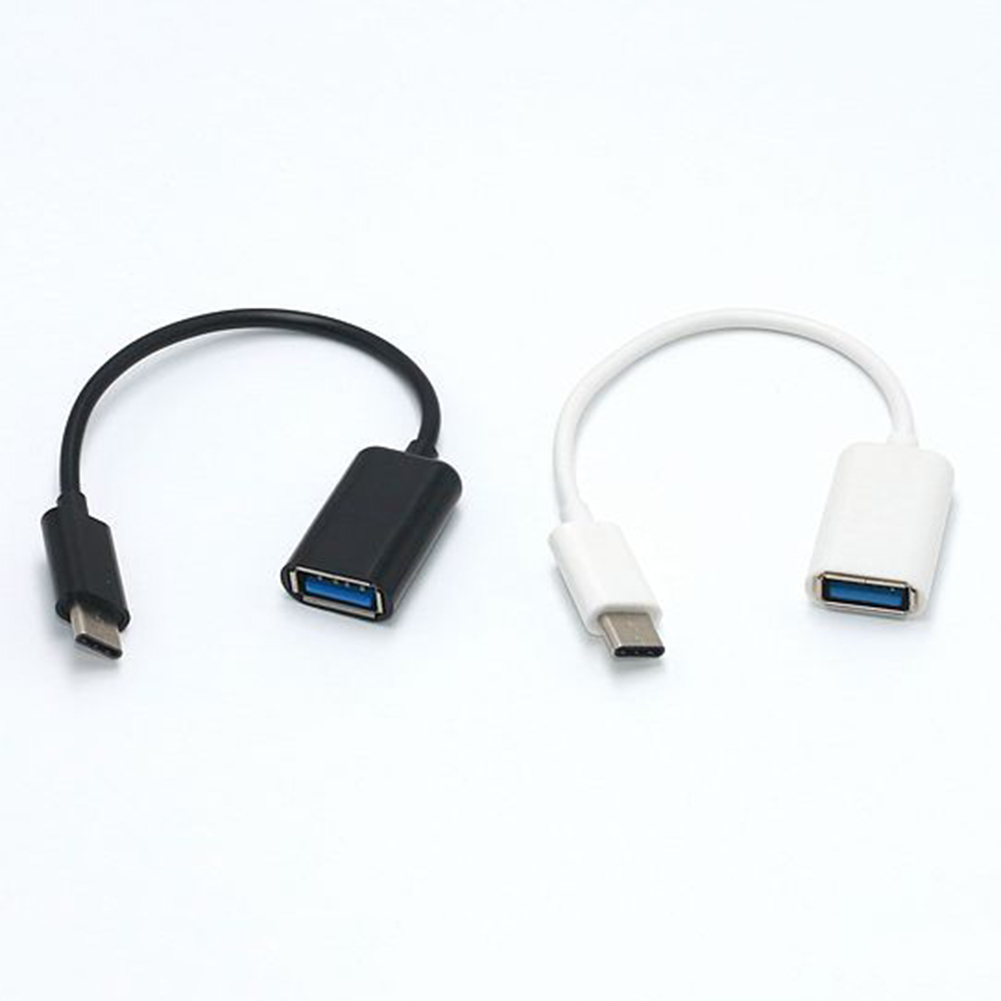 Type-C OTG Adapter Cable USB 3.1 Type C Male To USB 3.0 A Female OTG Data Cord Adapter 16CM JLRL88(China)
